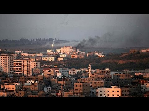 Gaza: Israel and Hamas agree short truce