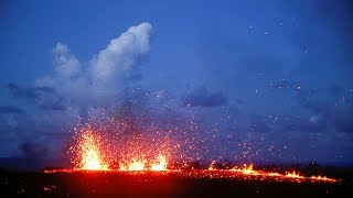 'Lava chaser' documents Kilauea volcano eruption