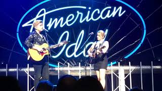 "Download Lagu Caleb Lee Hutchinson & Maddie Poppe - ""You've Got a Friend"" (7/24/18 - Mesa, AZ) Gratis STAFABAND"