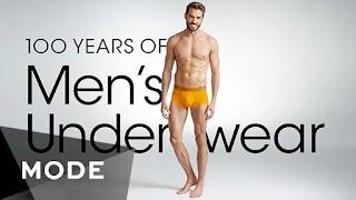 100 Years of Fashion: Men's Underwear ★ Glam.com