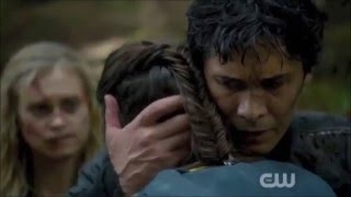 The 100 - Octavia and Bellamy -  I promise I