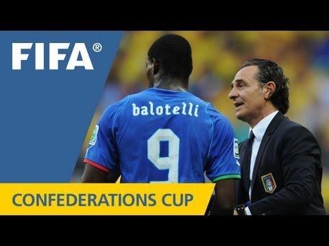Prandelli: Playing Brazil is always good experience