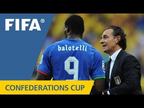 Prandelli: Playing Brazil is always good experience