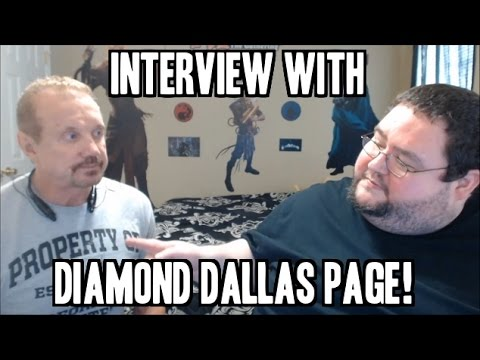 Interview with Diamond Dallas Page of DDPYoga!!