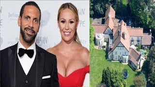 MOVING ON Rio Ferdinand sells a family villa he shares with his newlyweds