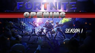?MAD? Fortnite - Anime Opening