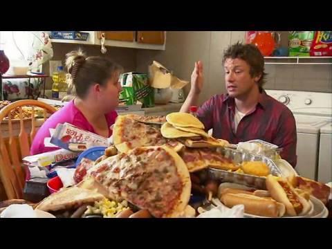 Jamie Oliver's Food Revolution Promo