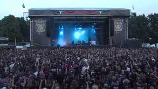 Carcass - Live @ Wacken 2014 (Full Show, Pro Shot) [HD]