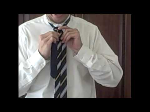 full windsor knot instructions