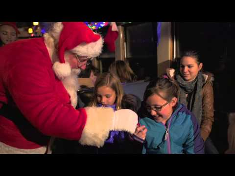 THE POLAR EXPRESS in CARSON CITY, NV _by THS-Visuals Motion Pictures