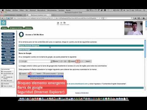 Ingreso Plataforma de Ingles SENAVIRTUAL