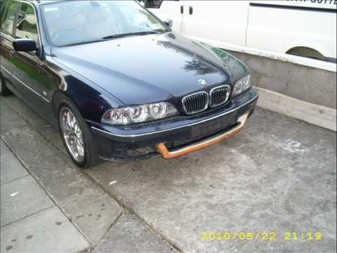 Bmw E39 530d Tuning Youtube