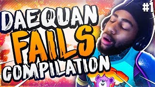 Daequan Fails Compilation - Daequan Funny Moments Compilation ( Fortnite funniest moments )