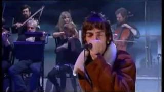 """The Verve: Bitter Sweet Symphony """"live"""" BBC Television AWESOME"""