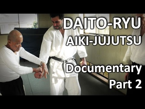 Daito-ryu Aikijujutsu Documentary (2/6) Takeda Tokimune and the Daito-kan