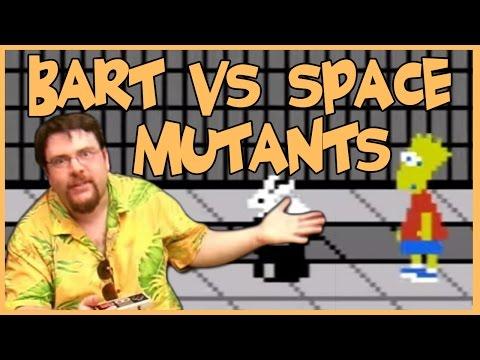 Joueur du grenier - Bart VS Space Mutants - NES