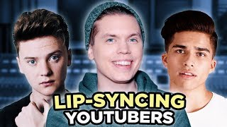 Download Lagu THESE YOUTUBE SINGERS LIP-SYNC! (Conor Maynard, Alex Aiono, Madilyn Bailey & MORE) Gratis STAFABAND