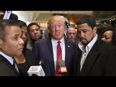 Trump camp walks back 'endorsement' meeting