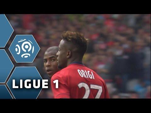 Goal Divock ORIGI (46') / LOSC Lille - FC Nantes (2-0) - (LOSC - FCN) / 2014-15