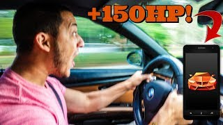 I Tuned My BMW 335i With A Mobile App And Gained Insane Power! - EP 7