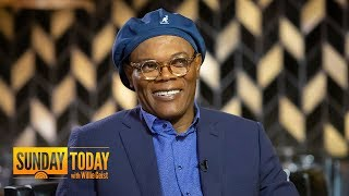 Samuel L. Jackson Talks 'Shaft,' Family Life And Becoming A Box Office Star | Sunday TODAY