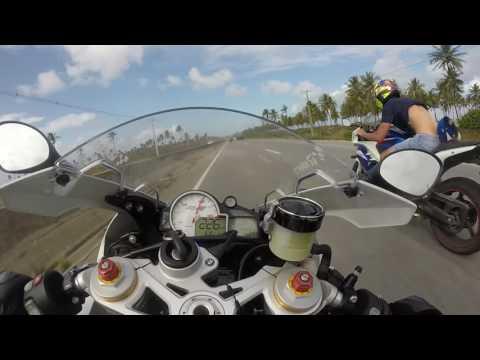 BMW s1000rr TOCADA MONSTRA - SERGIO MOTO LOUCO