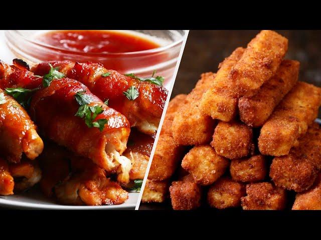 5 Delectable Finger Food Recipes в Tasty