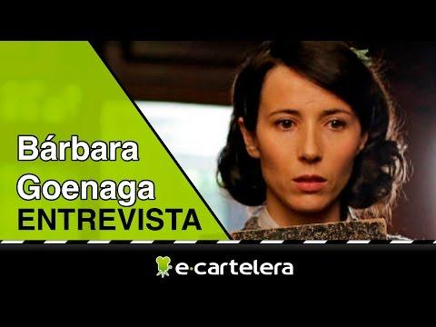 Barbara Goenaga sobre 'Gernika':