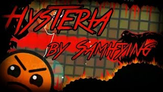 [Geometry Dash 2.0] Hysteria by Samifying