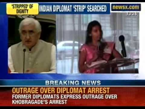 Newsx: Indian Diplomat Devyani Khobragade Was Strip Searched video