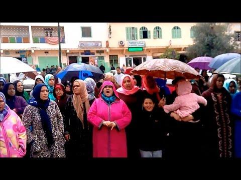 مسيرة احتجاجية بوزان وتصريحات على إثر وفاة سيدة بالمستشفى الإقليمي لوزان