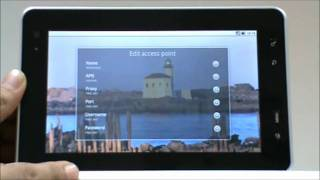 Configure 3G on your HCL ME TABLET