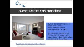 San Francisco Furnished Rental Serviced Apartments