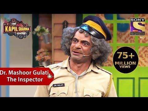 Dr. Mashoor Gulati, The Inspector - The Kapil Sharma Show thumbnail