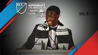 2017 MLS SuperDraft presented by adidas | LIVE