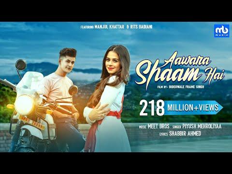 Download Lagu  Aawara Shaam Hai | Meet Bros Ft. Piyush Mehroliyaa |Gaana Originals| Manjul, Rits Badiani, Shabbir Mp3 Free