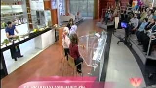 Dr Ayça Kaya Yağ Yaktıran Besinleri Anlatıyor  9 Aralık 2013 Star Tv Melek