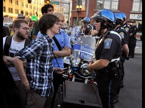 Boston PD Harassed Occupy, Missed Boston Marathon Bombers