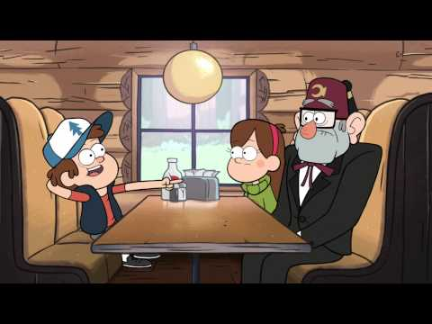 Dipper vs. Manliness - Clip - Gravity Falls - Disney Channel Official