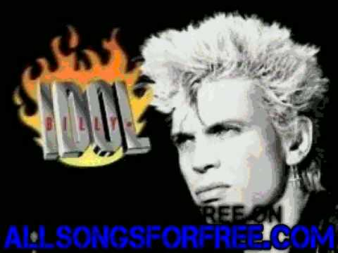 billy idol - Don't You Forget About Me - Greatest Hits