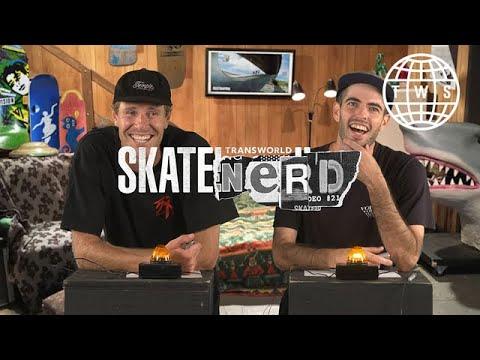 Skate Nerd: Cameron McIntosh Vs. Brendan Keaveny