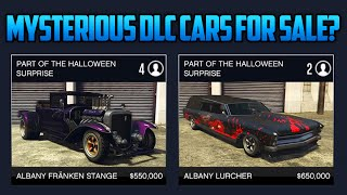 GTA 5 Online Rare DLC Cars Available To Buy Again After Being Removed For Months? (GTA 5 News)