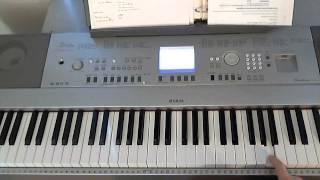 """*TUTORIAL* Parasyte -The Maxim- OST - """"Next To You"""" - Piano - Lars SorensenMusic"""