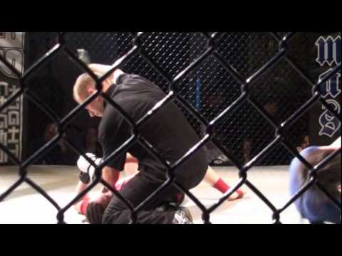 Women's MMA Fights: Ashlee Evans Smith: MMA Ground and Pound Image 1