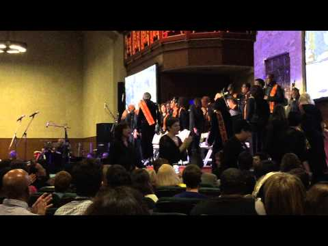 50th Anniversary Celebration of Martin Luther King, Jr.' speech at Temple Israel of Hollywood