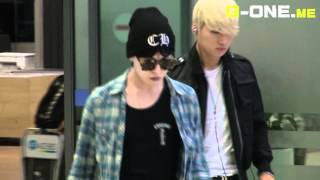 【G-ONE 2nd Anniv】Airport fashion King.mpg