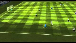 FIFA 14 Android - Spurs VS Manchester Utd