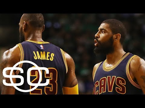 Stephen A. Smith Reacts To Kyrie Irving Trade Request   SportsCenter   ESPN