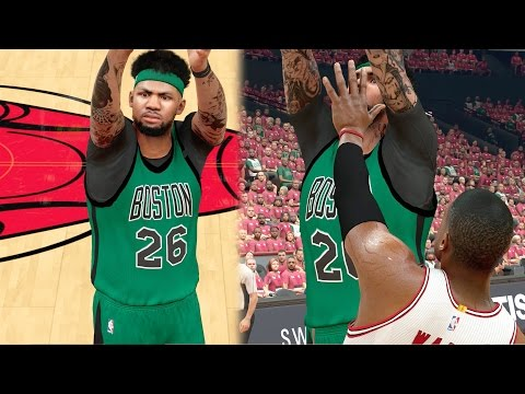NBA 2k17 MyCAREER Playoffs - Must Win Elimination Game! Nasty Posterizer Dunk on Wade! SFG6 Ep. 101
