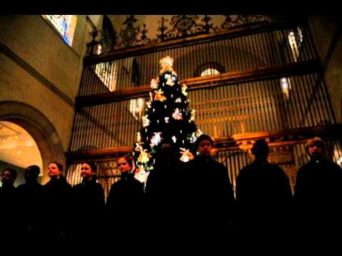 Lighting The Angel Tree @ the Metropolitan Museum of Art, December 2, 2010